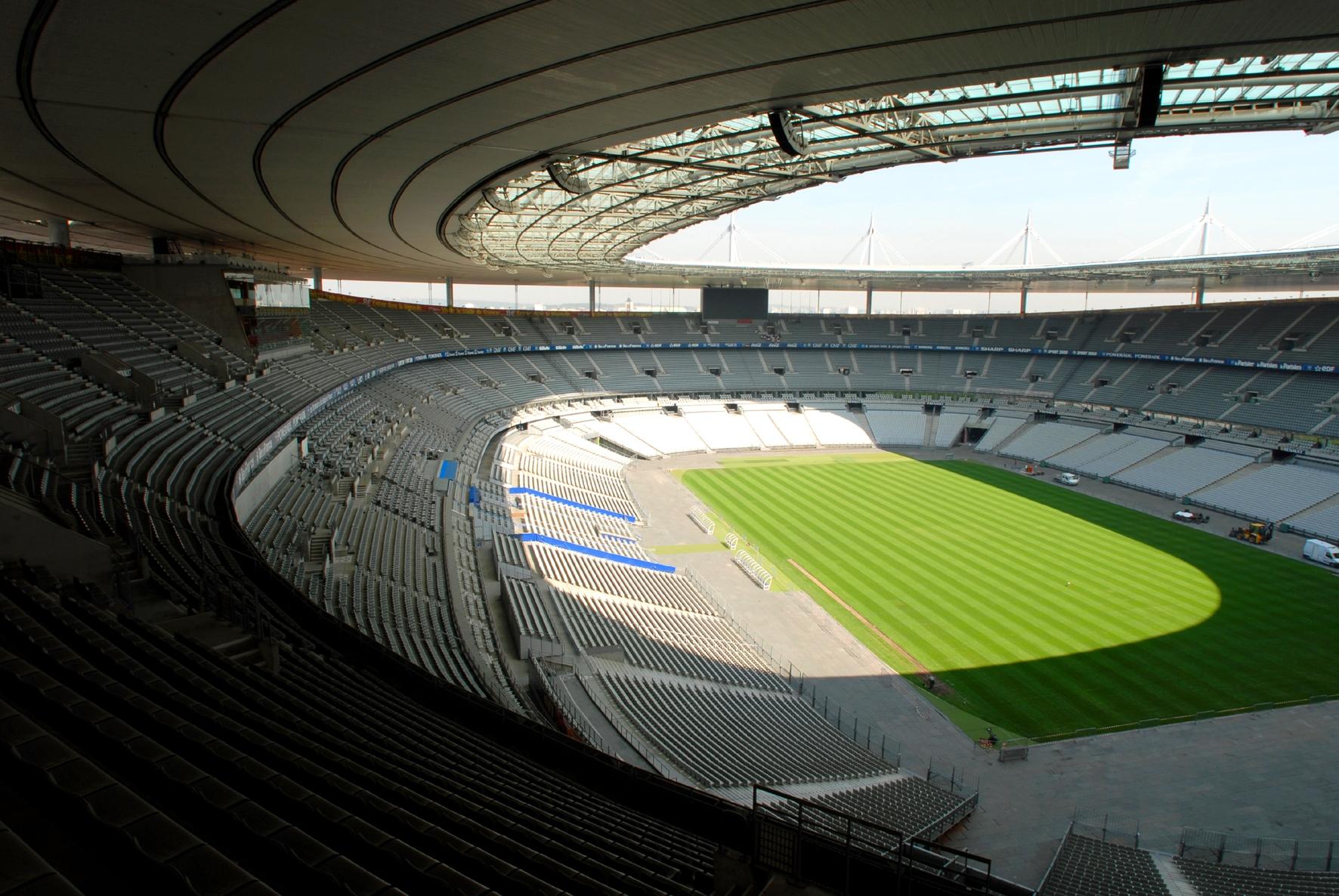 Le stade de france va t il dispara tre allsportsfrance - Capacite d accueil stade de france ...